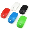 Computer Ultra Thin 2.4GHZ USB Optical Wireless Mouse + Super Mini Slim Mice Receiver for PC