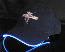 2015 factory price costom led flashing party cap hat for sale