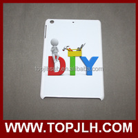 Heat Transfer Printing Case Hard Plastic For Ipad Mini 2
