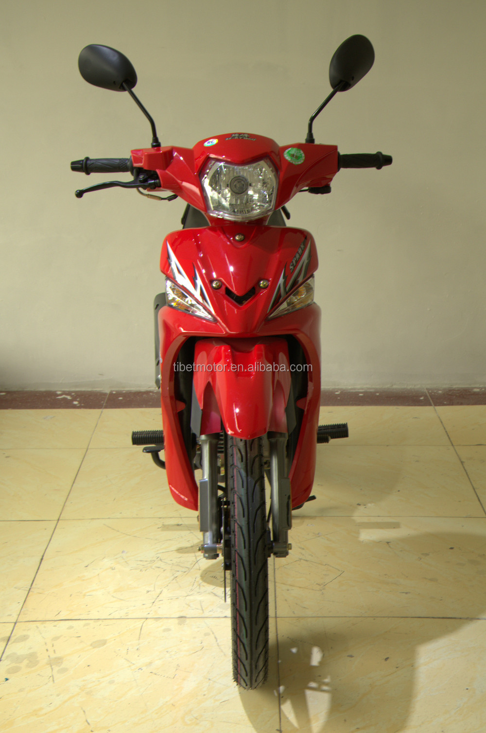 Hot sale 110cc used motorcycle (ZF110-10)