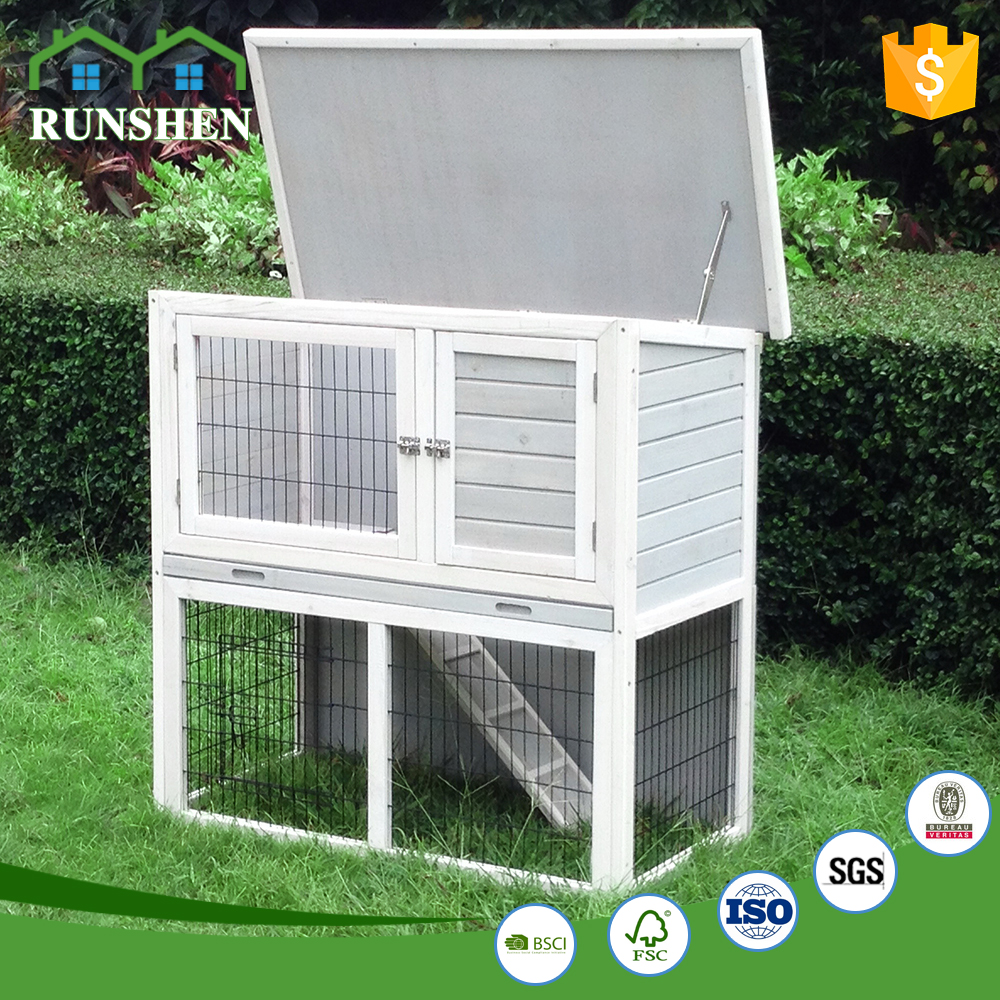 Xiamen Guinea Pig Cage Indoor Rabbit Cage Wood