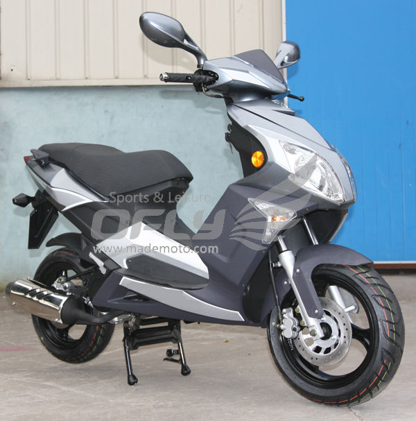 EEC Approved Gas Motor Scooter 150cc Engine MS1533EEC/EPA