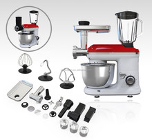 multi-function stand mixer, professional mixer kneading machine