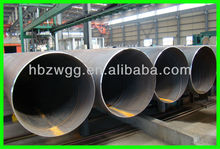 AWWA C200 Spirally Welded Steel Water Pipe