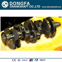 diesel engine components China produced crank shaft for truck, vessel, bus, construction