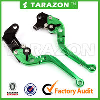 CNC Alloy Aluminum Folded Extendable Brake Clutch Lever for SUZUKI GSXR 600 750 1000