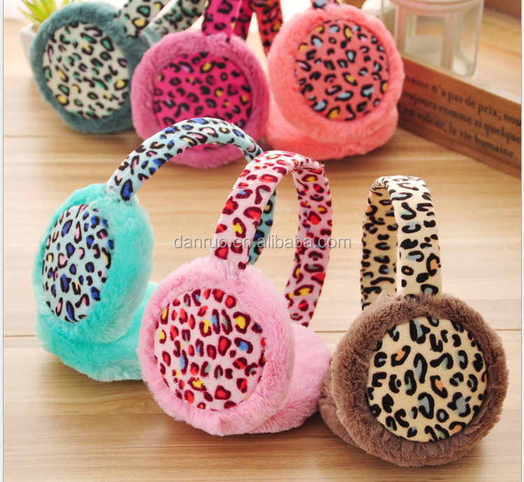 Wholesale fashionable ear muff,earmuff,earring covering the ear