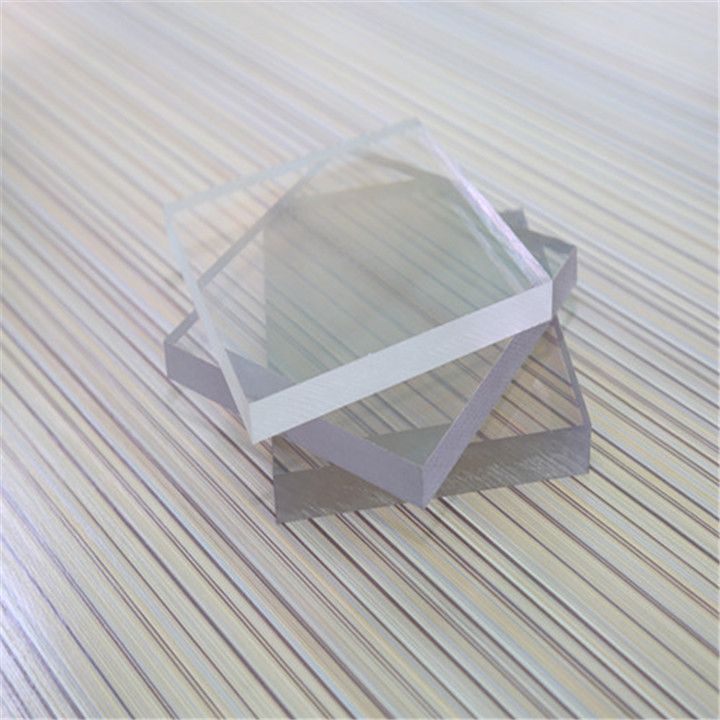 plastic building material solid cheap lexan polycarbonate pc roof sheet price for sale