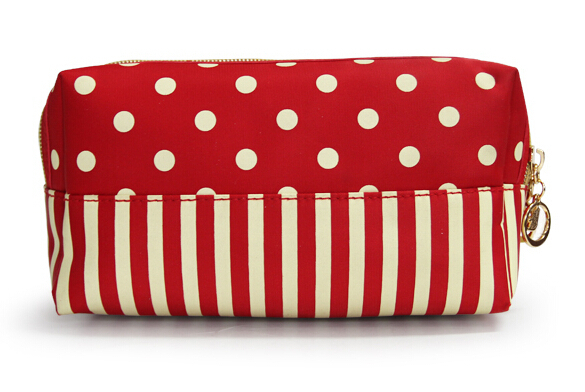 Stylish Two Compartment Toiletry Bag for Young Girl
