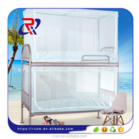 students dormitory mosquito net stainless steel stents full bed mosquito net