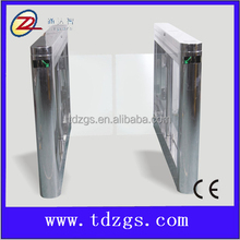 rfid card reader retractable mechanism barrier swing gate automation systems