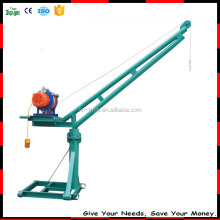 professional manufacturer of 360 degree rotation small portable jib crane jib mini crane
