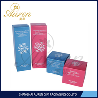 Modern customized cosmetic box packaging, china wholesale elegant packaging box