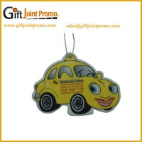 Wholesale Paper Auto Air Freshener for Car