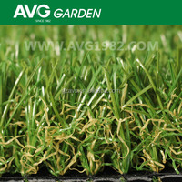 Cheap artificial landscaping turf synthetic grass for garden decoration