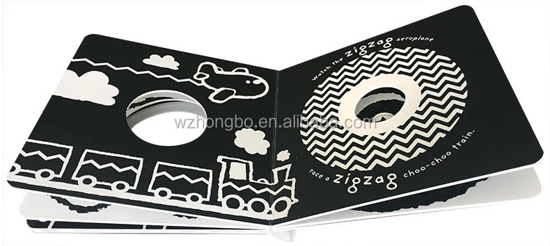 paperboard cartoon animal story book