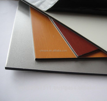 Building Facade Materials Aluminum Composite Panel Suppliers and Manufacturers