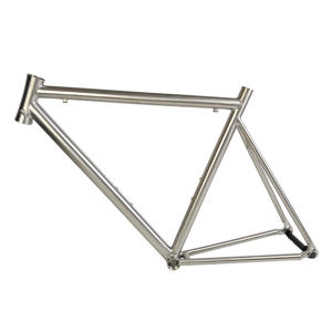 titanium cyclocross bicycle frame road bicycle frame