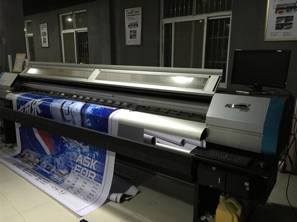 Flex Printing Solvent Ink For Spectra Skywalker HD 128 50PL Printhead