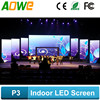 Energy saving full color HD LED video display screen smd 3in1 indoor led video wall p2 p3 p4 p5 p6 p7.62 p8 p10
