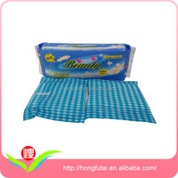 best quality colorful bag Sanitary Napkin Pad