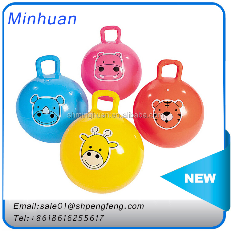 The most Durable Cheap funny kids jumping ball