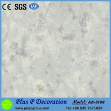 Plus P Easy Cleaning Decorative Plastic Vinyl Wallpaper
