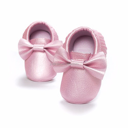 fashion alibaba 2016 soft sole leather baby baby shoes material for girl