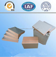 30mm Thick Pre insulated Phenolic Foam Air Duct Panel for Central Air conditioning Ducting System Insulation