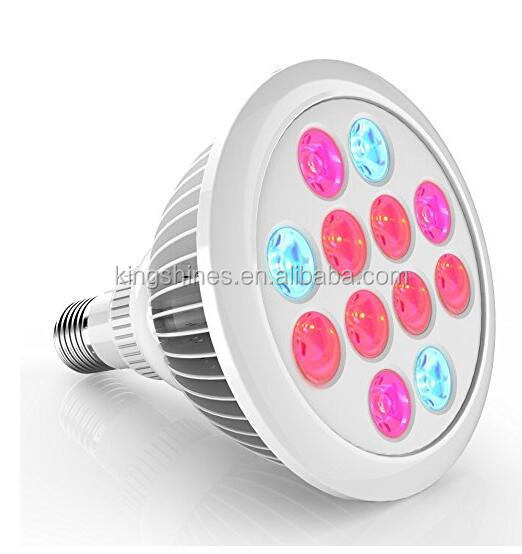12W 36W 15W 45W 18W 54W led grow lighting Par light E27 led grow bulbs for horticultural hydroponics growing