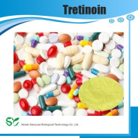 Tretinoin (Anti Acne Retinoic Acid )/CAS No.: 302-79-4/Vitamin A acid /Retinoic Acid