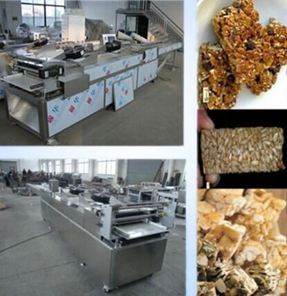 protein bar manufacturing equipment