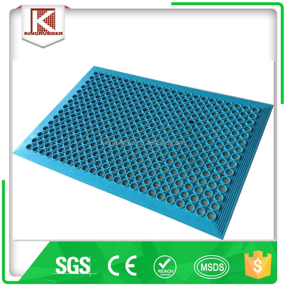 Factory Price,Rubber Floor Mat With Holes - Buy Rubber Floor Mat ...