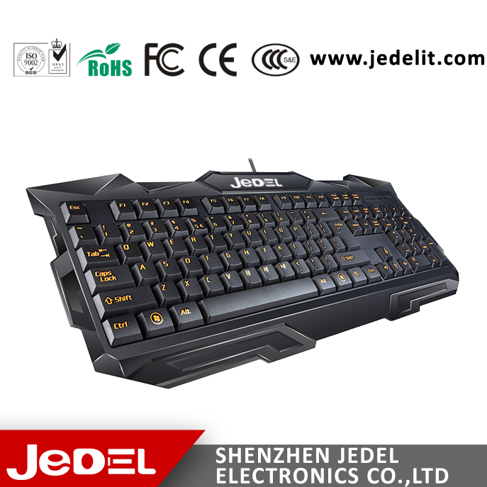 Plastic gaming keyboard usb gaming keyboard educational keyboard tv game with great price