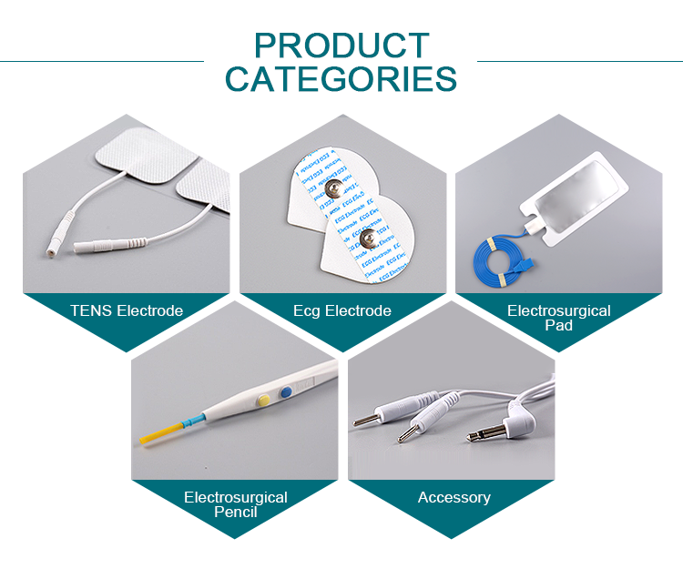 High quality CE certification blade cutting needle electrosurgical loop electrode