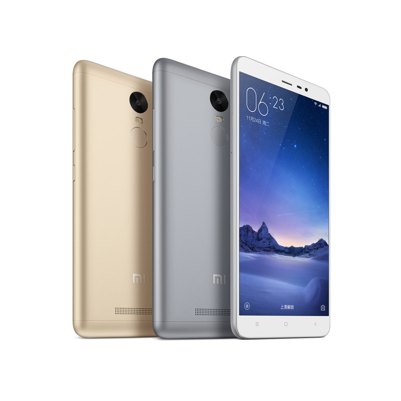 Top 5 Cell Xiaomi Redmi Note 3 Red Mi Note3 Octacore Cell Sets 2GB 16GB or 3GB 32GB Android 13MP Smartphone Phone
