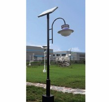 mushroom powerful solar light for garden