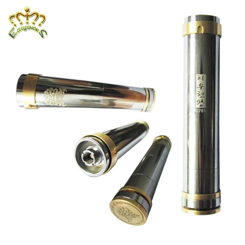 2014 Ecigarette gold chi you mod/ chiyou clone mod high quality mod from china supplier