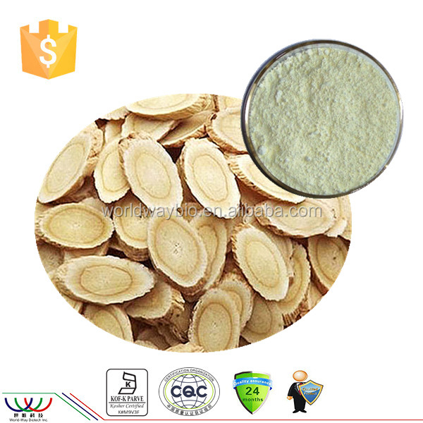 Chinese herb 90% Astragaloside A astragalus extract / astragalus root extract