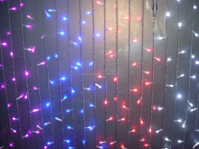 RGB LED string lights
