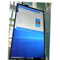 Super version wall mounted windows10 os I3/I5/I7 industrial 42 inch LCd panel advertising player/digital signage display indoor
