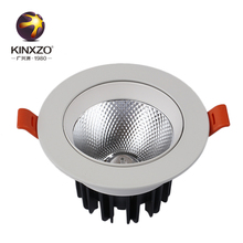 New promotion indoor 560 lumen 7w led ceiling light crystal for living room