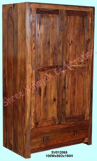 holz kleiderschrank mango holzm bel schlafzimmer m bel kleiderschrank produkt id 110385115. Black Bedroom Furniture Sets. Home Design Ideas