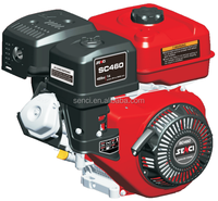 Senci SC460 16HP 10kw 459cc Single Cylinder,4 stroke gasoline engine