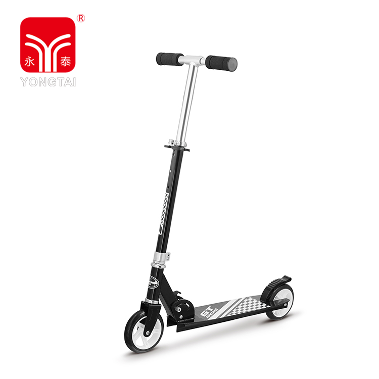 Professional High Quality Foam Handle Adult Scooter Two Wheels Foldable Aluminum Kick Scooter