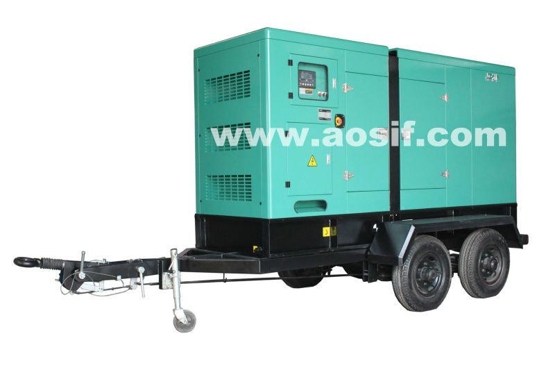 Aosif 180kva silent diesel electric generator specifications