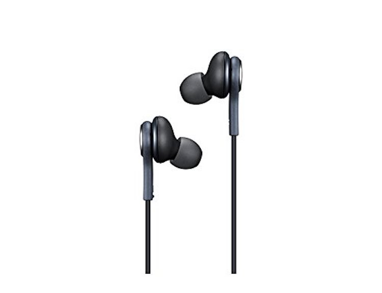 earphones headphones for samsung S8 black color EG-IG955