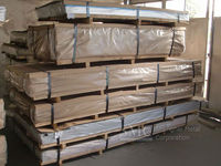 aluminum cladding edging sheet