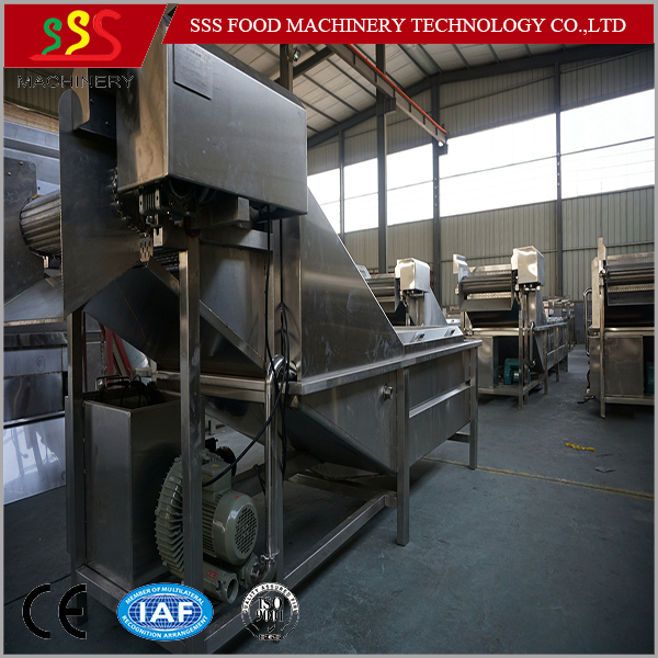 medium commercial fish cleaning machine
