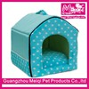 Soft Sponge Dog House Bed Foldable Easy To Carry Pet Outdoor Travel beds